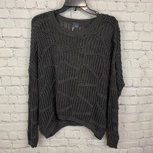 Sparkle & Fade Urban Outfitters Open Knit Sweater